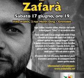 Aperitivo concerto con Sergio Zafarana Zafarà