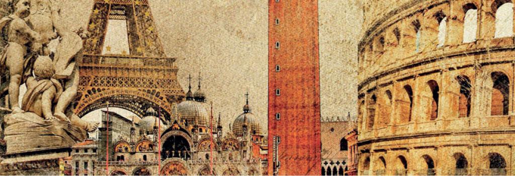 France-Italie: histoire contemporaine